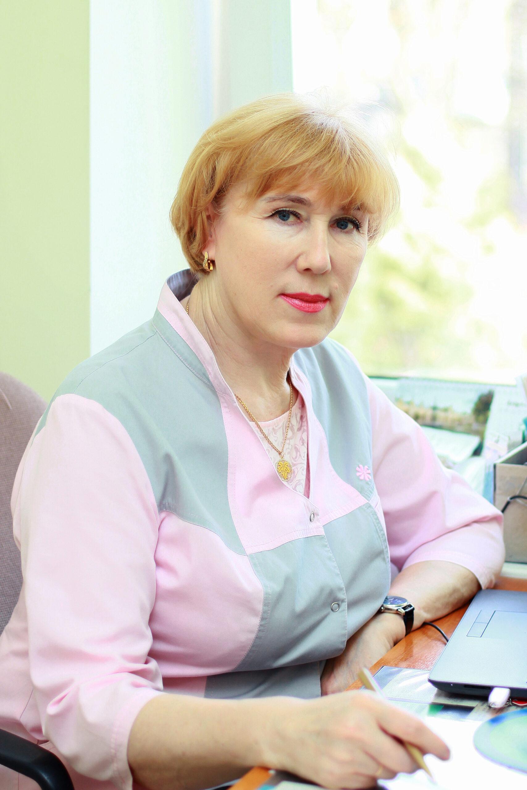 Мельник Ирина Юрьевна
