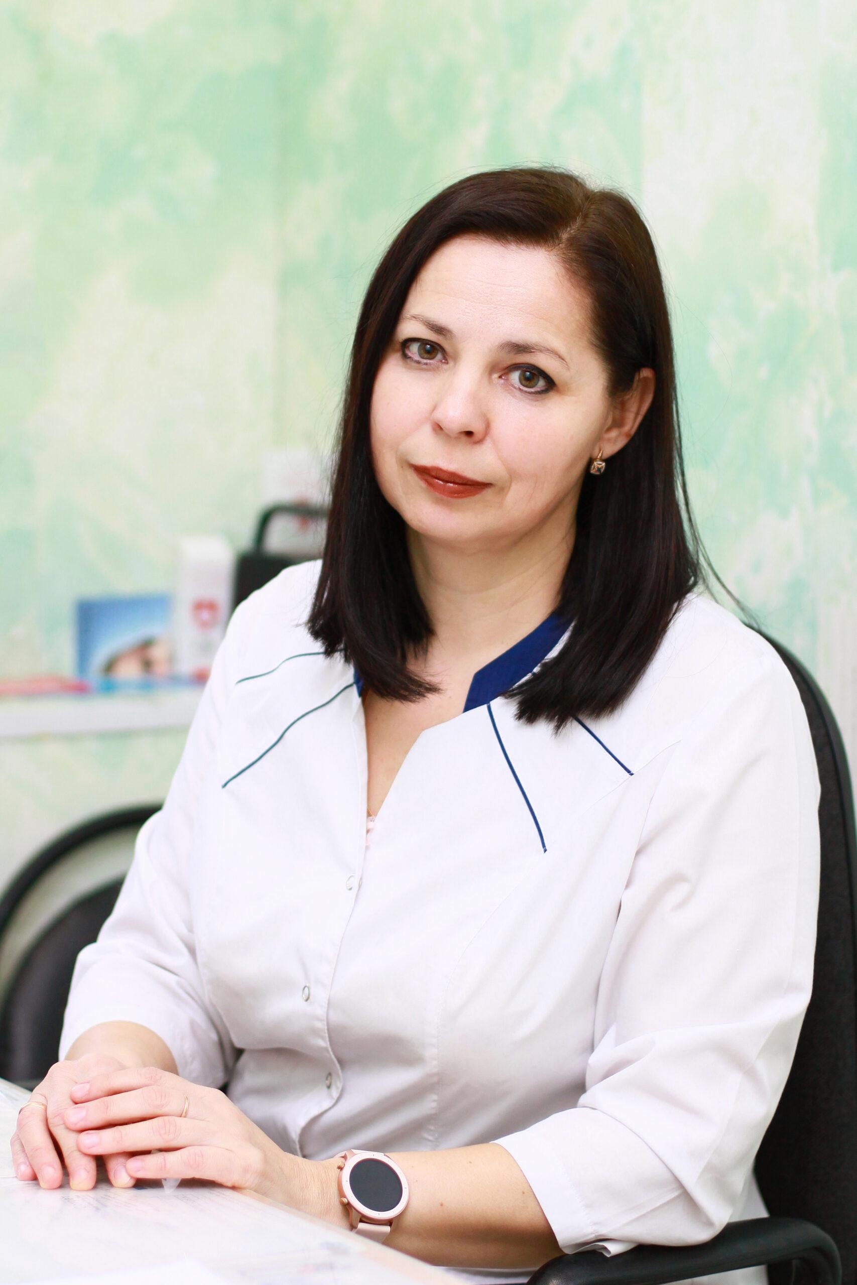 Петрова Татьяна Евгеньевна