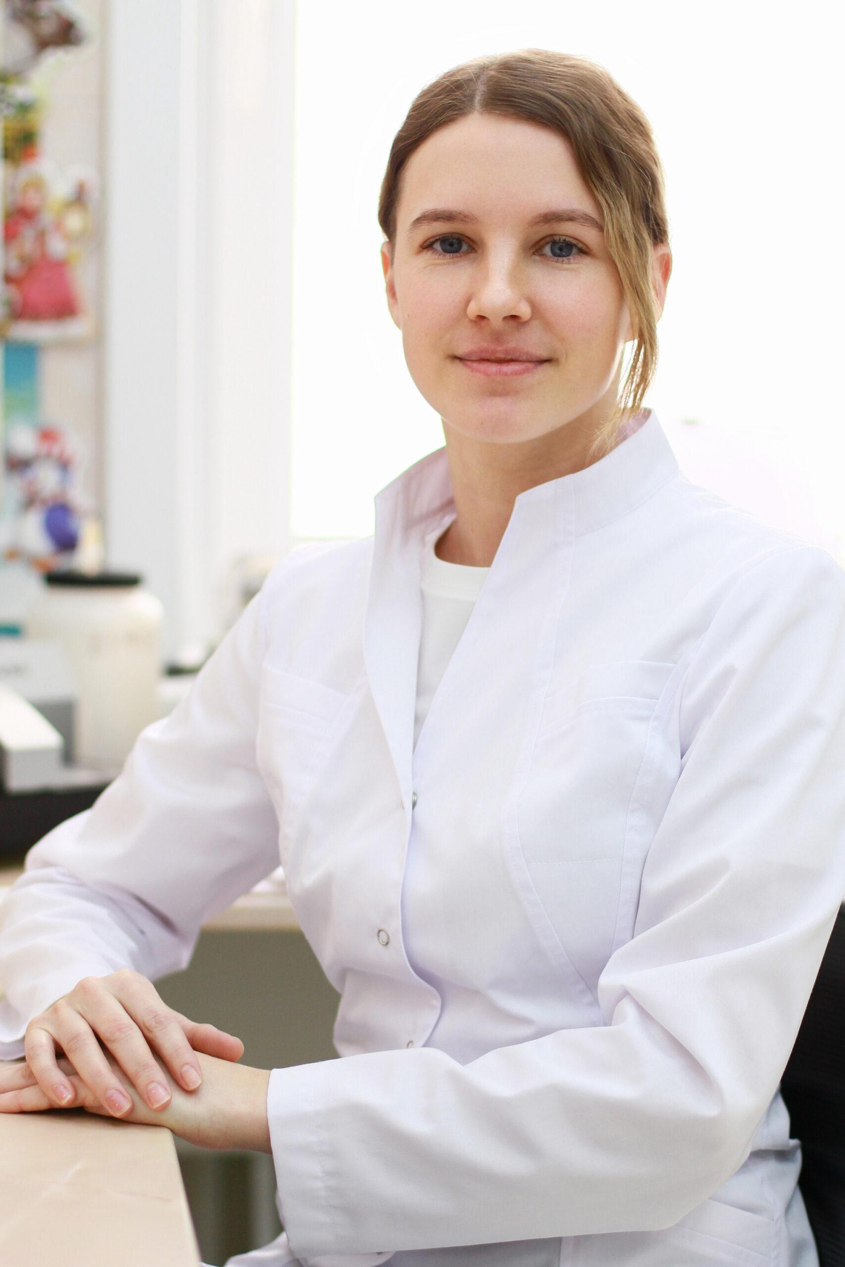 Смолина Ксения Алексеевна