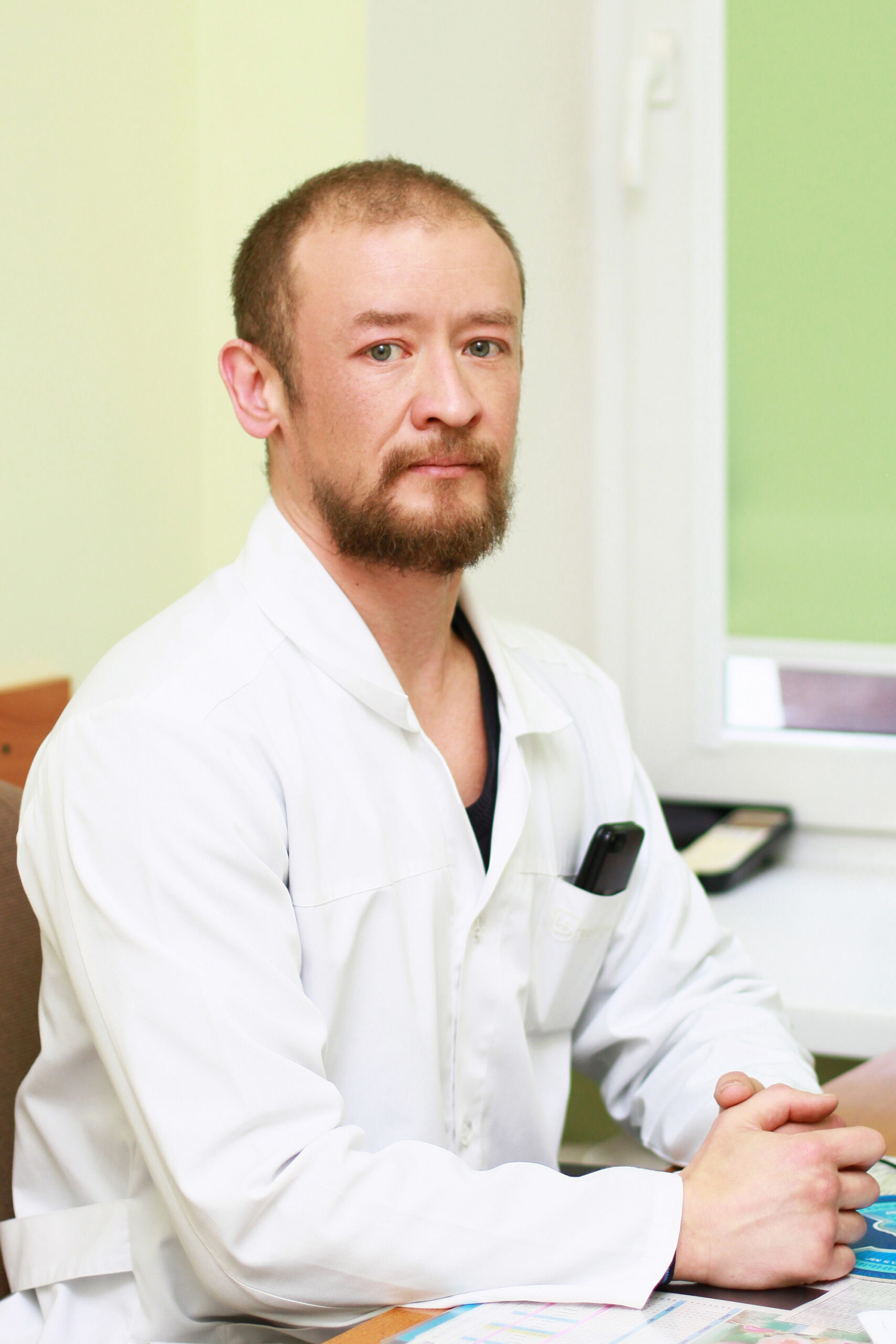 Цой Антон Алексеевич